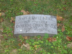 Catherine Alice <I>Gibson</I> Bissell