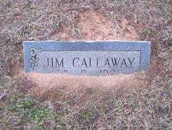 "James Cauthen ""Jim"" Calloway"