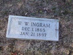 "William Walter ""Willie"" Ingram"