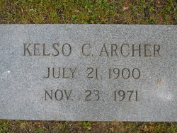 Kelso Cleophis Archer