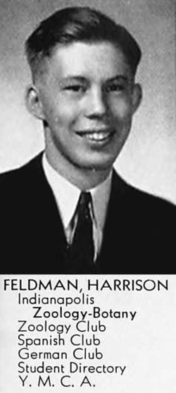 Harrison Lee Feldman