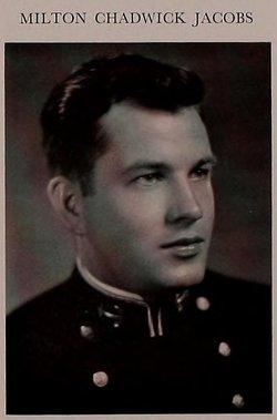 Lt Milton Chadwick Jacobs