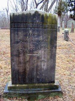 Sarah <I>Strickland</I> Douglass