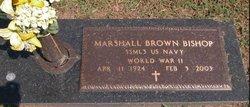 Marshall Brown Bishop