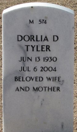 Dorlia Dean <I>Atkerson</I> Tyler