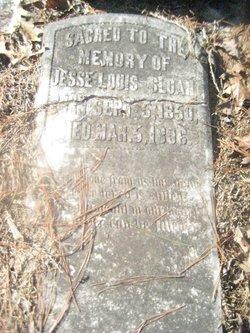 Jesse Louis Sloan
