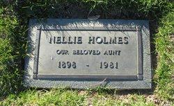 Nellie <I>Lindsey</I> Holmes