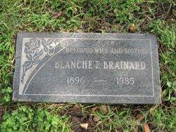 Blanche E <I>Huyck</I> Brainard