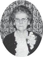 Wanda Louise <I>Evans</I> Benson