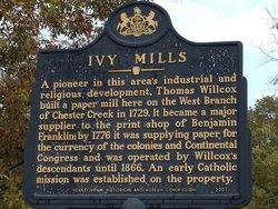 Wilcox Private Burial Ground