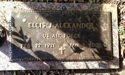 Ellis J Alexander