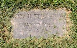 Harry Hartwell Wellman, Jr