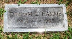 William L. Hamme