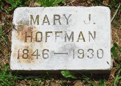 Mary Jane <I>Fetrow</I> Hoffman
