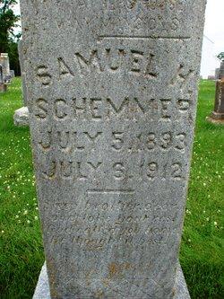 Samuel H Schemmer