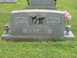 Cordie Wilson Pollard