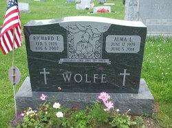 Alma L. <I>Milito</I> Wolfe