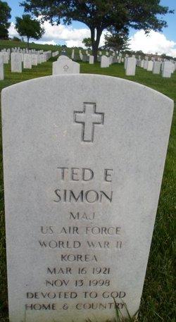 Ted E Simon