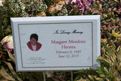 Margaret <I>Mendoza</I> Herrera