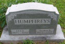 Fred Humphreys