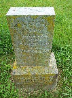 Mary Margaret <I>Hocker</I> Byrn
