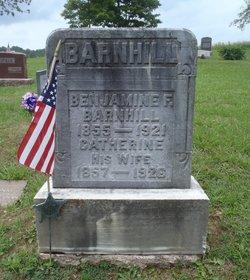 Benjamin Franklin Barnhill