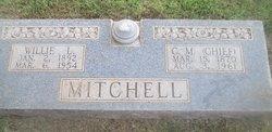 Willie Lou <I>Sandlin</I> Mitchell