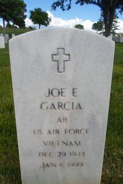Joe E Garcia