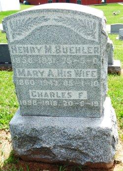 Henry Milton Buehler