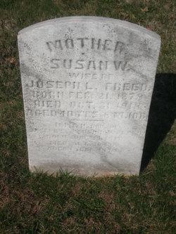 "Susanna Wile ""Susan"" <I>Hackman</I> Freed"