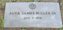 Alva James Miller, Sr