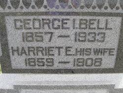 Harriet E Bell