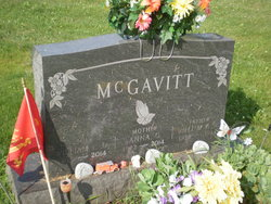 Anna G <I>Fike</I> McGavitt