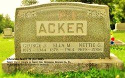Nettie G. Acker