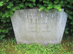 Esther H. <I>Hawkins</I> Dymond