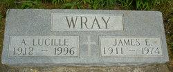 """Anna Lucille """"Lu"""" <I>Logan</I> Wray"""