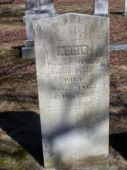Abbie Fenderson
