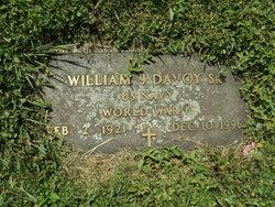 William J Davoy, Sr