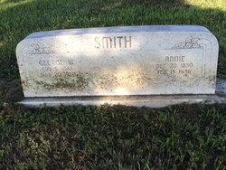 Annie <I>West</I> Smith