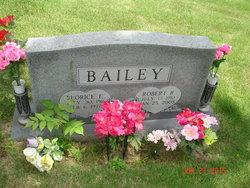 "Robert R ""Bob"" Bailey"