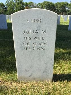 Julia M Bird