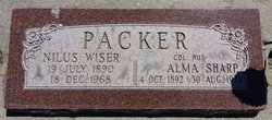 Nilus <I>Wiser</I> Packer
