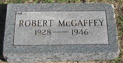 Robert McGaffey