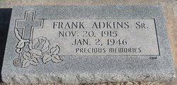 Frank Adkins, Sr