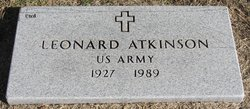 Leonard Atkinson