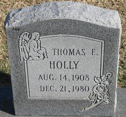 Thomas E. Holly