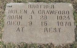 Hulen A. Crawford