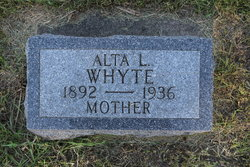 Alta Laura <I>Law</I> Whyte
