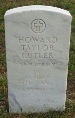 Howard Taylor Cutler