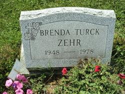Brenda <I>Turck</I> Zehr